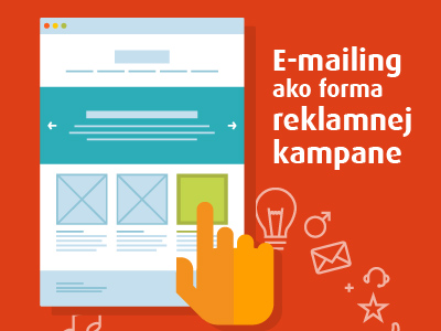 E-mail marketing ako forma reklamnej kampane