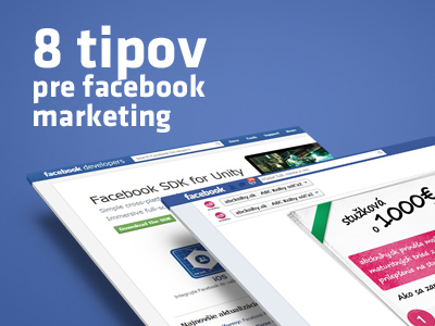 8 tipov pre marketing na facebooku